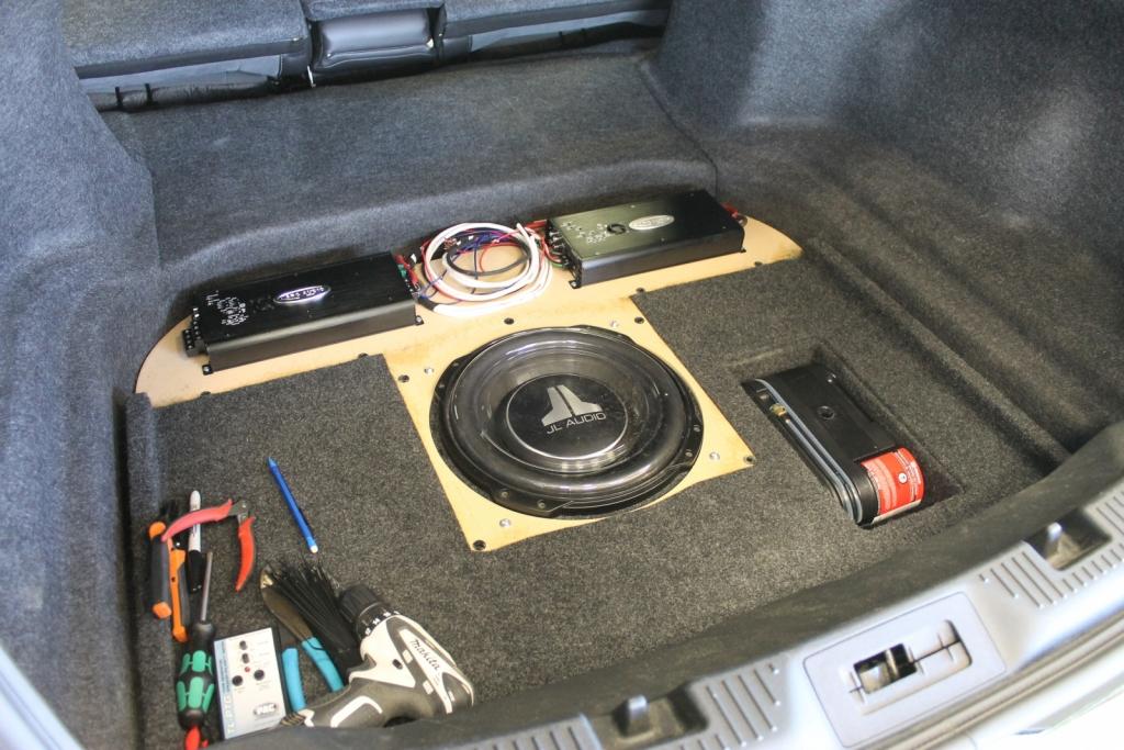 Car Audio System >> 2013 Ford Taurus SHO Audio | musicarnw.com