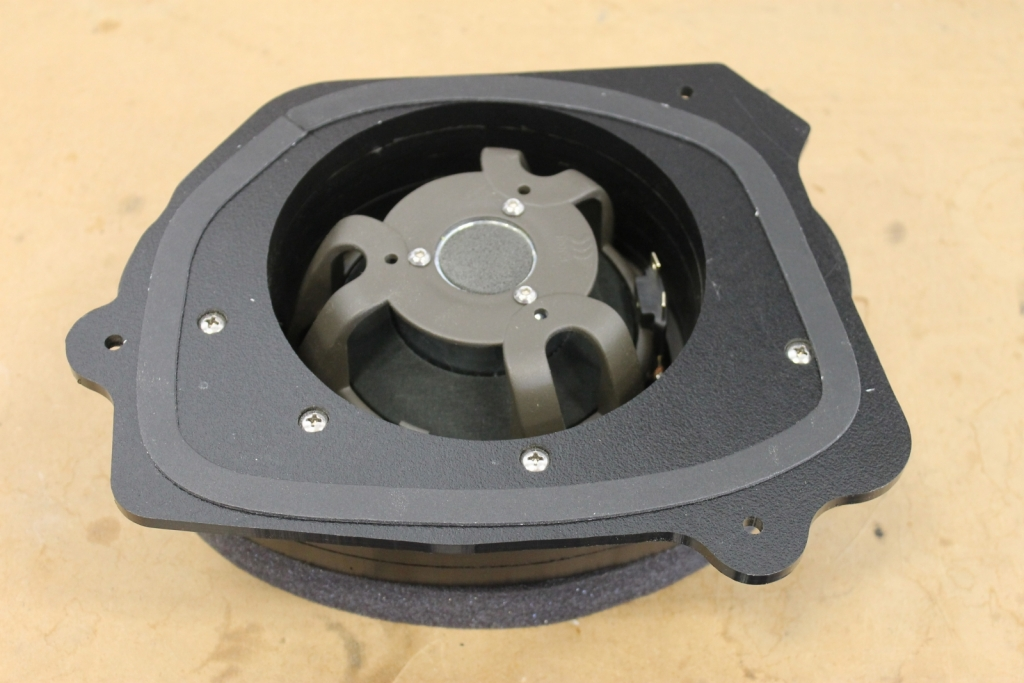 2013 Ford Taurus SHO Midwoofer mount ready to install