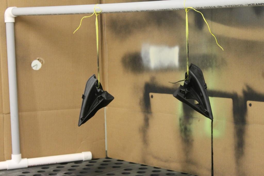 2013 Ford Taurus SHO sails drying