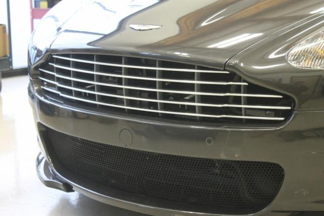 Aston Martin Escort laser